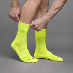 GripGrab Lightweight SL Cycling Socks Fluo Yellow